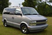 1999 Chevrolet Astro AWD van for sale $2200